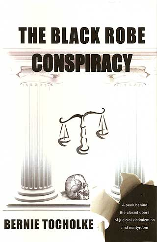 Black Robe Conspiracy front cover